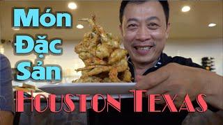 VÂN SƠN  & BẢO LIÊM  | Tận Hưởng Đặc Sản | Tại Crawfish & Noodle Houston Texas.