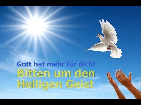 Bitten um den Heiligen Geist