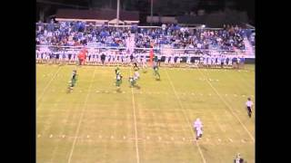 Chester County Football vs. Bolivar