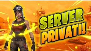 LIVE FORTNITE SERVER PRIVATI! Do you want to get C41? Will we EVER PASS TO PC?