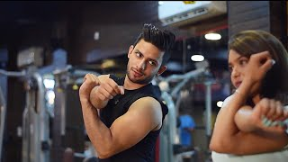 Types of People at the gym 3 || Aman Grover Video