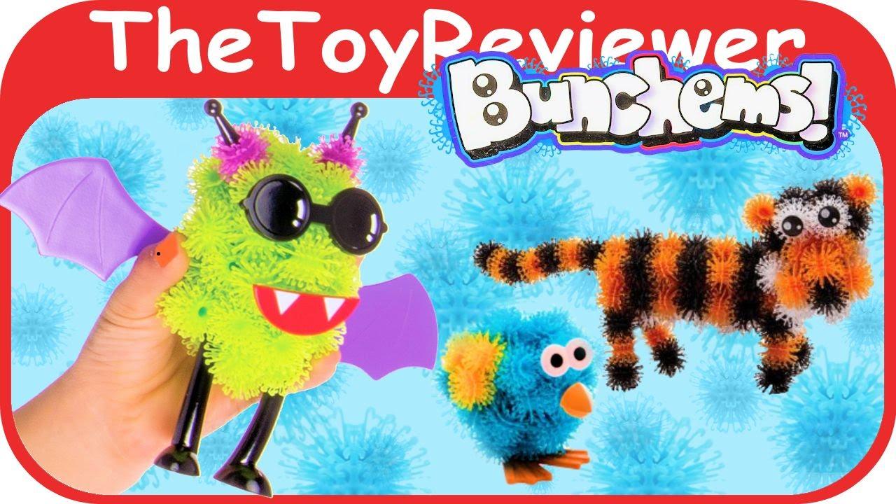 Bunchems Mega Pack Mainan Edukasi Anak