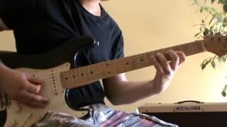 La Camisa Negra guitar solo + TAB (Juanes)
