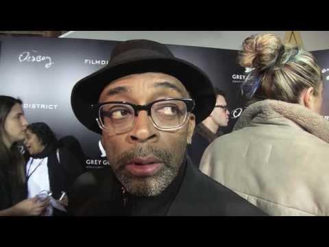 Oldboy (2013): Director Spike Lee  New York World Premiere Movie Interview