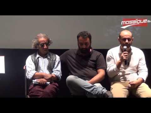 Rencontre presse autour du film THE LAST OF US réalisé par Alaeddine Slim