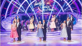 The Strictly stars do the Quickstep-a-thon to Sing Sing Sing - Strictly Come Dancing: 2015 - BBC One