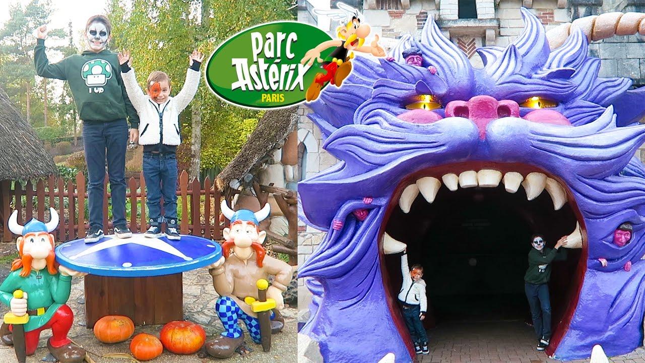 Vlog - Fun Et Frissons Pour La Fin De Journe Au Parc -4194