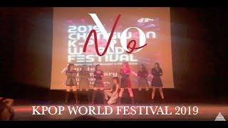[K-POP WORLD FESTIVAL 2019 - Sweden preliminary] CLC - NO