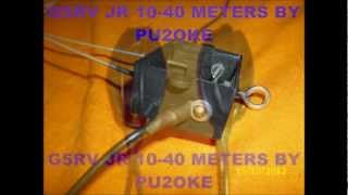 g5rv jr 10 40 meters by pu2oke