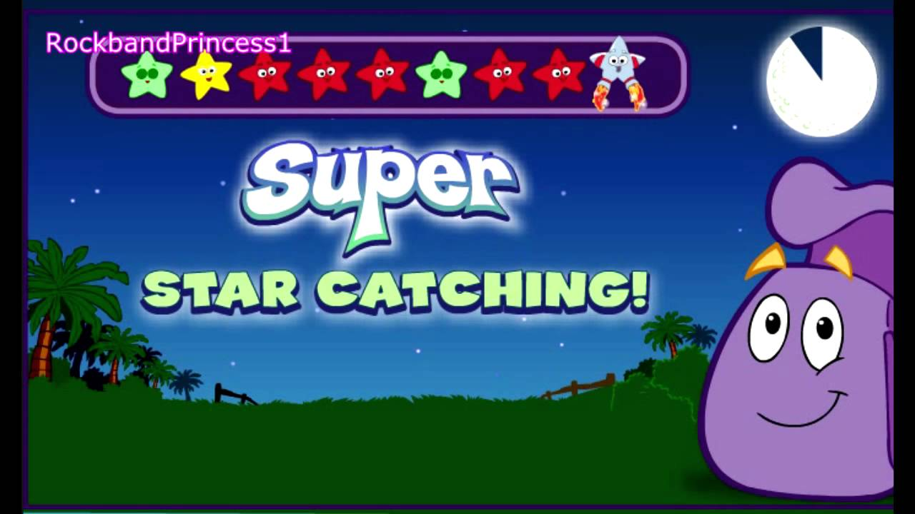 Dora The Explorer Online Games Dora The Explorer Catch