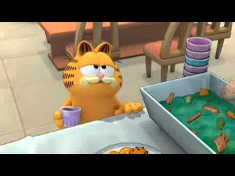 Garfield Gets Real Travel Video