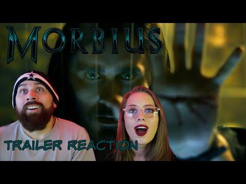 MORBIUS TEASER TRAILER REACTION!