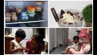 What is in my fridge vlog/டிண்ட்டுவின் அட்டகாசங்கள் /Preparation for subscribers meet