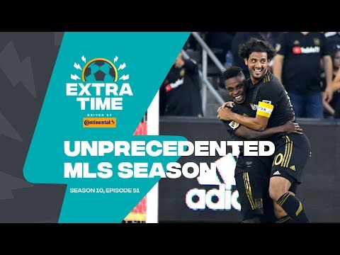 How Insane And Unprecedented Is This Playoff Race? And Are Atlanta United The 2nd Best Team In MLS?