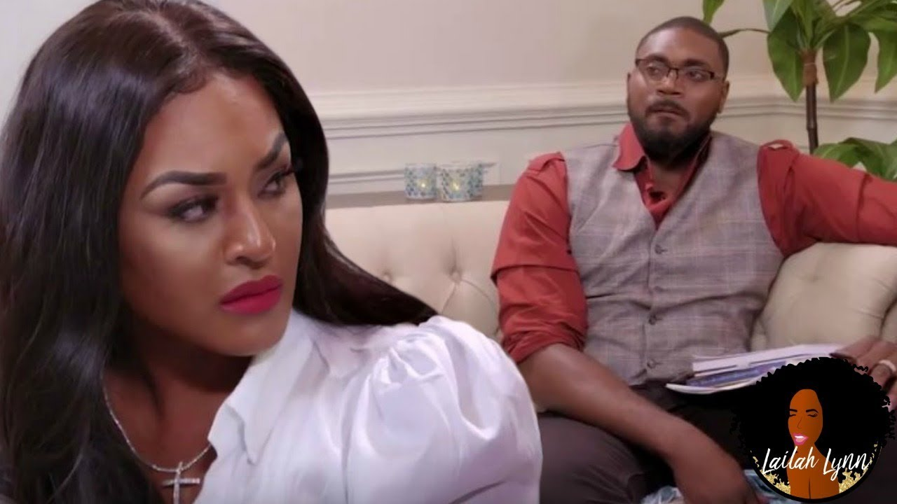 Basketball Wife Brandi Maxiell's Husband Reveals He's Slept With 341 Women On Iyanla Fix M