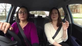 Hyundai i10 Helen Castor interview