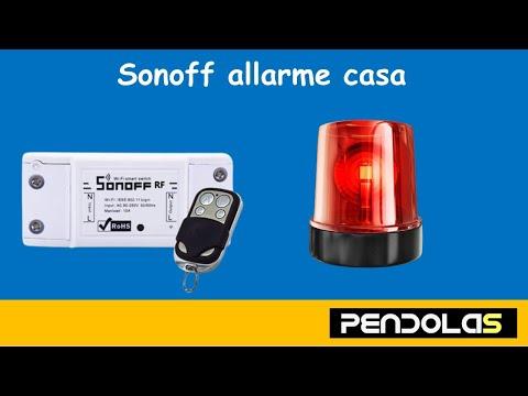 Allarme Casa Sonoff Bridge 1 2, Видео, Смотреть онлайн