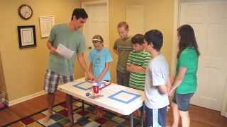 Up, Up, And Away - spontaneous hands on example problem Odyssey of the Mind