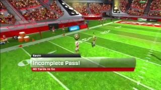 Kinect Sports Season Two - American Football (720pHD)
