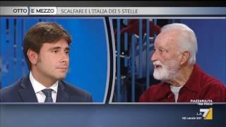 Otto e mezzo - Scalfari e l'Italia dei 5 Stelle (Puntata 03/11/2016)