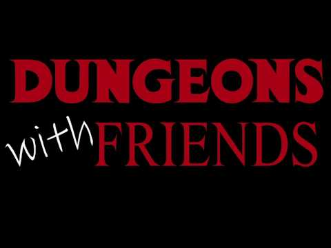 Dungeons with Friends - Alpha Trailer