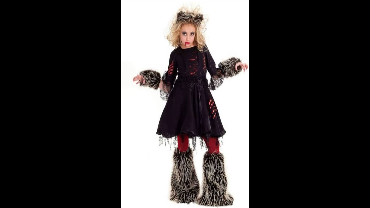 make a werewolf costume for kids  sc 1 st  YouTube & make a werewolf costume for kids - YouTube