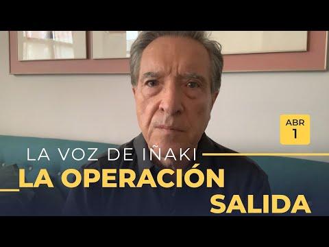 La voz de Iñaki Gabilondo | 01/ 04/20 | La operación salida