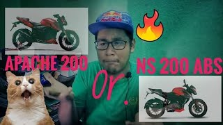 Pulsar Ns 200 Vs Apache 200 Racing Edition Which One To Buy And Why 🧐