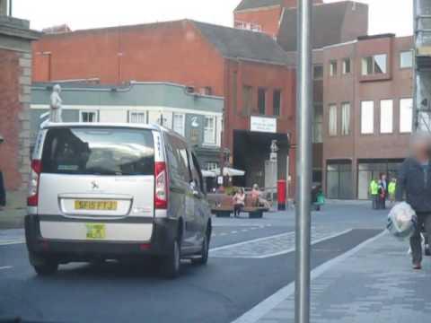 Copy of Traffic Exchange Street