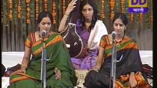 Ranjani-Gayathri-Abhang-DD Bharati