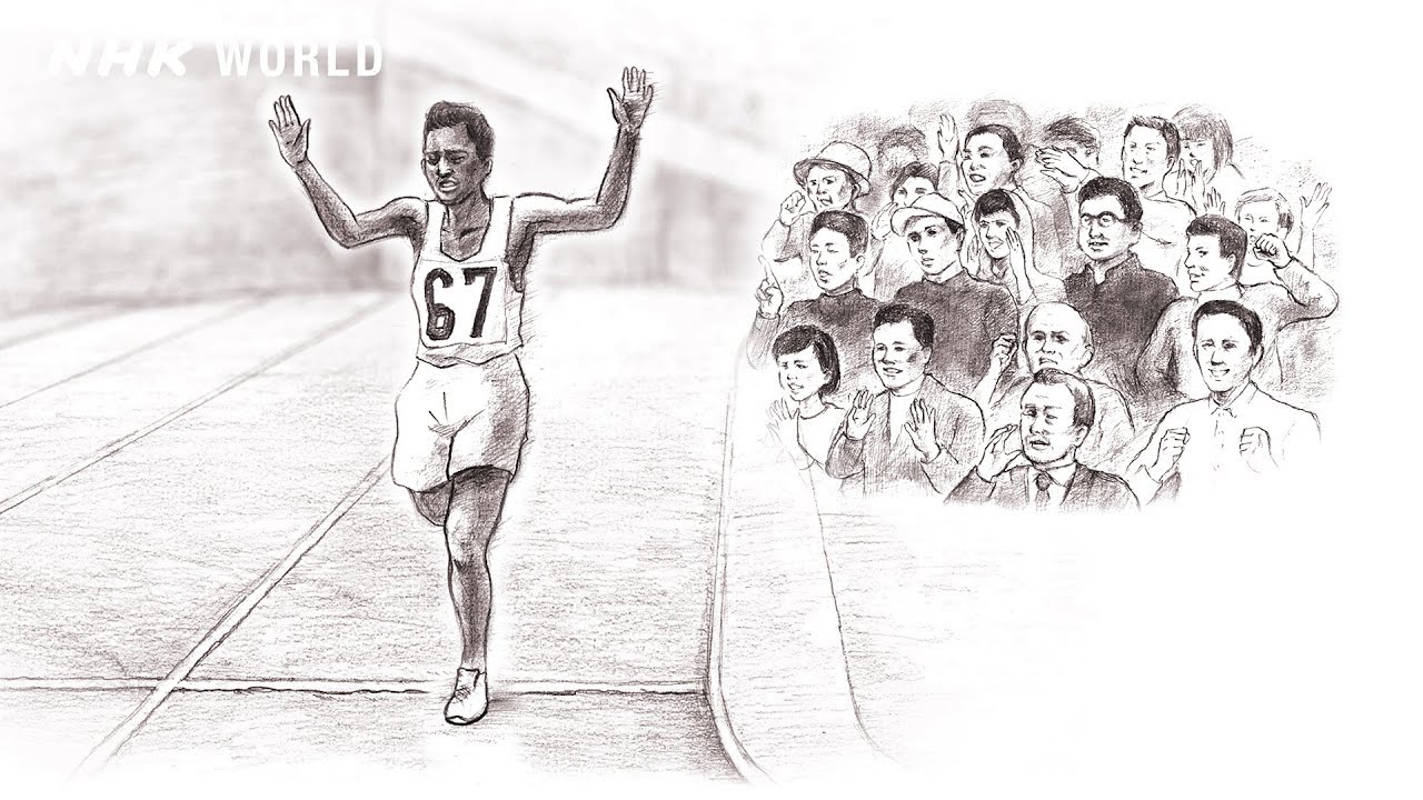 Photo of An underdog hero at the 1967 Tokyo Olympics [#9 Chiba Meets Sri Lanka] – Kids Meet the World – video