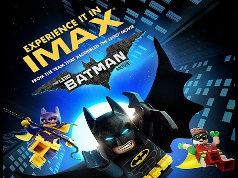 the lego batman movie kinox