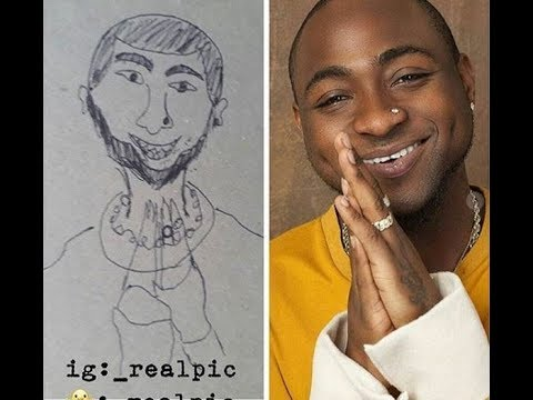 Celebrity Caricature Drawings Of Your Favourite Stars Will Crack You Up - Video Tube