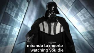 Repeat youtube video Hitler vs Vader 2. Epic Rap Battles of History Season 2. [Subtitulos Español]