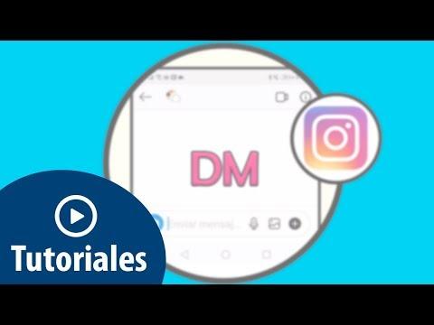 Qué es DM en Instagram