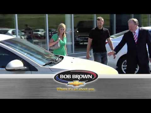 Bob Brown Chevrolet 2012 Chevy Cruze Total Confidence Guarentee
