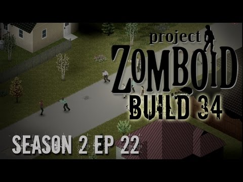 Project Zomboid Build 34 | Season 2 Ep 22 | Nikkei | Let's Play!