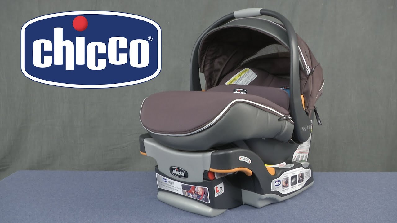 keyfit 30 zip air rear facing infant car seat and base from chicco youtube. Black Bedroom Furniture Sets. Home Design Ideas
