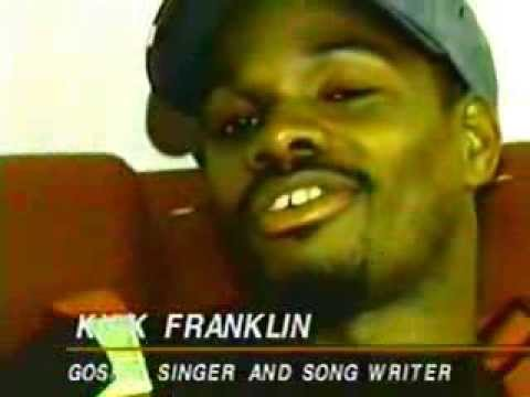 My Kirk Franklin Interview - From the Vault-1997