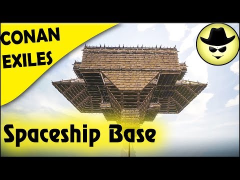 Repeat Base on the Lava - Conan Exiles by smskcntr - You2Repeat
