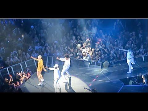 Justin Bieber - Purpose Tour Live Concert - 2016