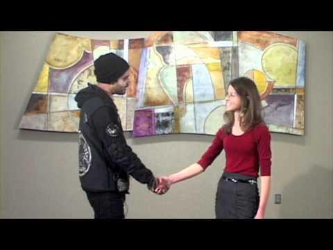 dating handshake
