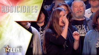 ¡Salen de todas partes! ¡Menudo coro! | Audiciones 7 | Got Talent España 2017 thumbnail