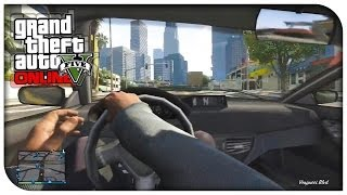 """GTA 5 - MORE """"FIRST PERSON"""" MOD GAMEPLAY! (Car, Jet & Boat First Person Perspective) [GTA V Mods]"""