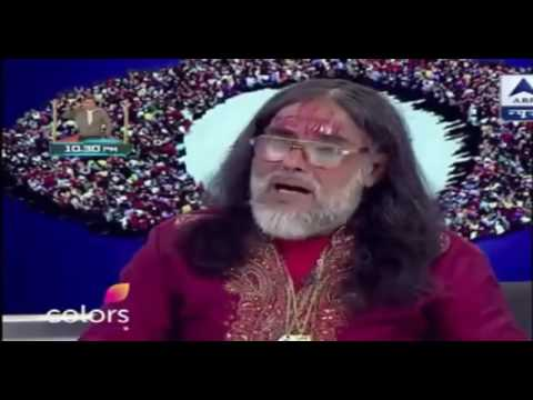 Swami om interview with dibang