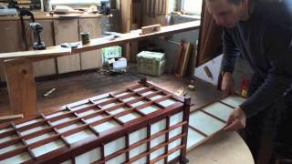 Japanese Carpentry Study Group: Andon