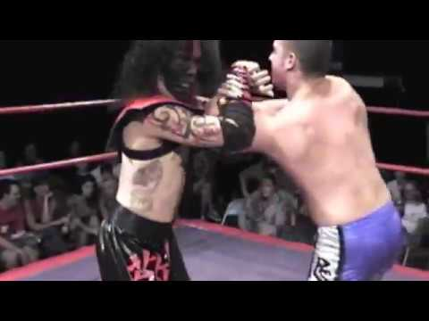 Roderick Stong vs Justice, 2003, IPW, St. Petersburg, FL