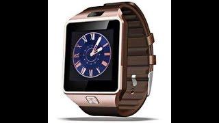 مراجعة: الساعة الذكية DZ09 مميزات وخصائص SmartWatch DZ09