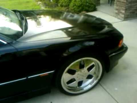 Bmw 740il Buff And Giovanna Rims Dc Mufflers