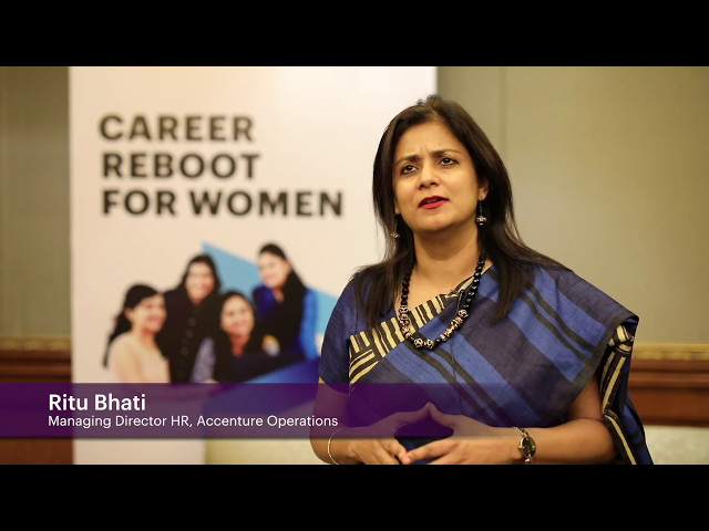 Accenture Operations - Career Reboot for women